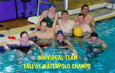 Water Polo Champions