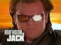 Jack Black as Jack Austin in Heat Vision and Jack
