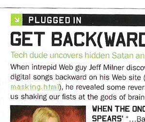 Stuff Magazine Clip