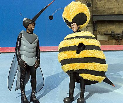 Seinfield Bee Movie teaser image