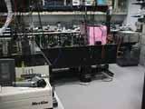 Light Lab at NEC Research Institute in Princeton, N.J.