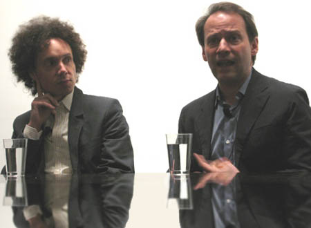 Malcolm Gladwell and Adam Gopnik in Conversation