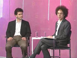 Malcolm Gladwell at 2007 New Yorker Conference