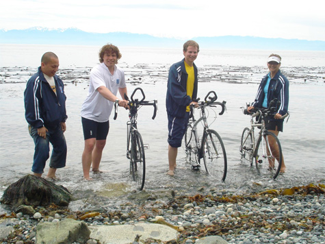 Cross Ccanada Bike Team U of L