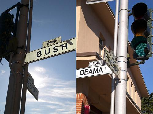 Bush Street Update