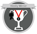 Adobe Weekly Winner icon