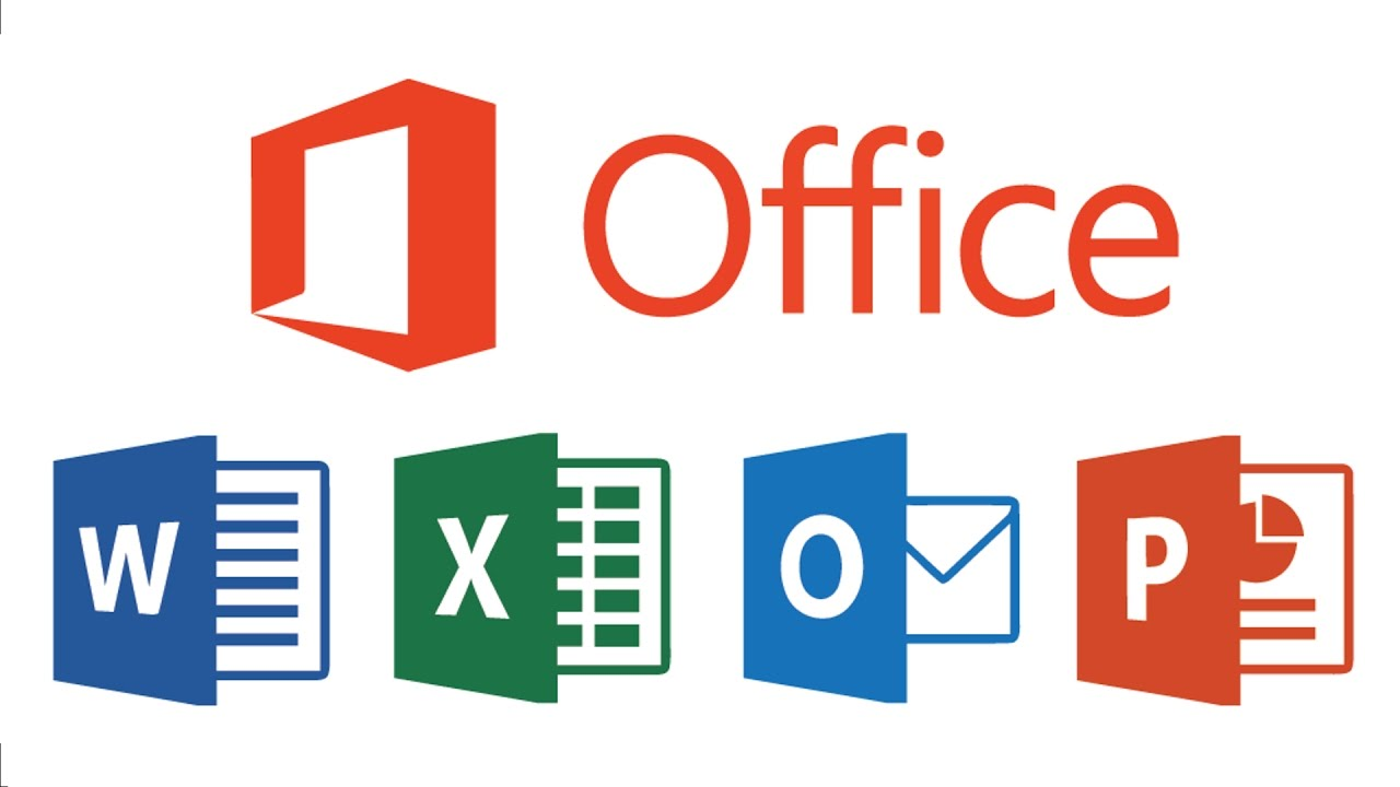 Office logo and icons
