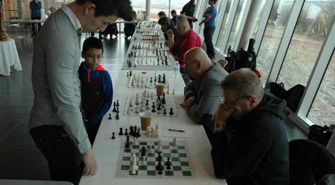 Two Grandmasters in Lethbridge