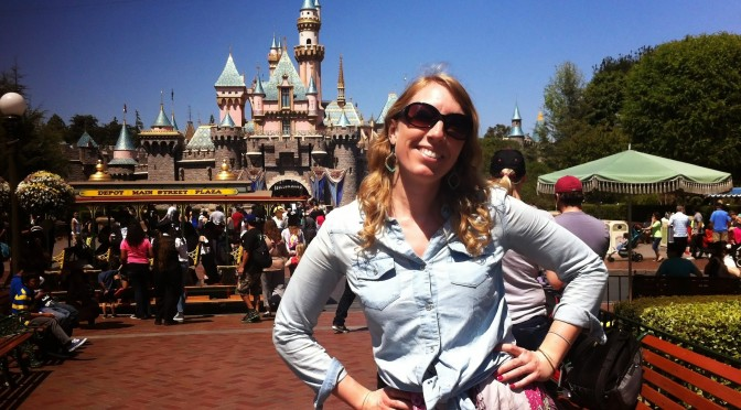 Disneyland and Disney's California Adventure – Day 2
