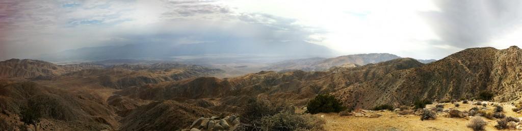 San Andreas Panorama