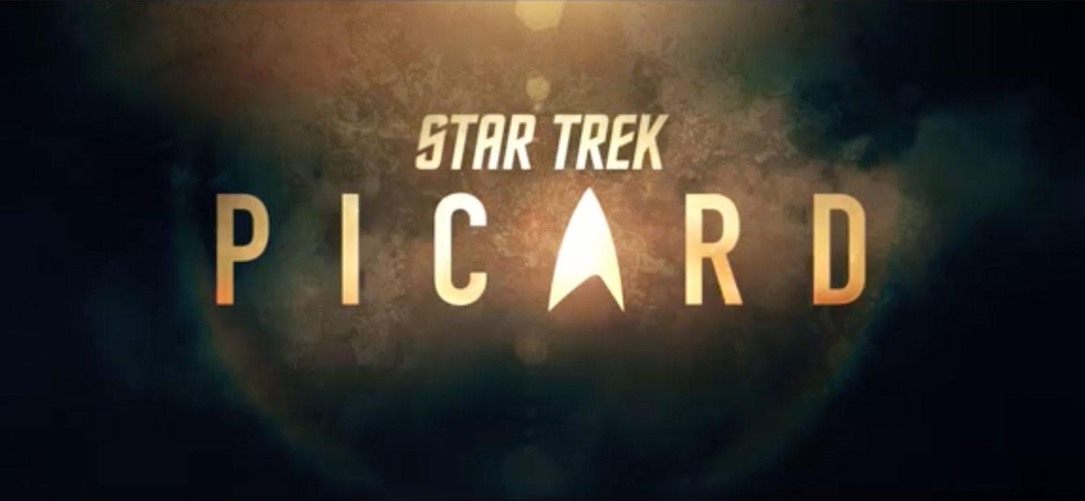 Star Trek Picard Title
