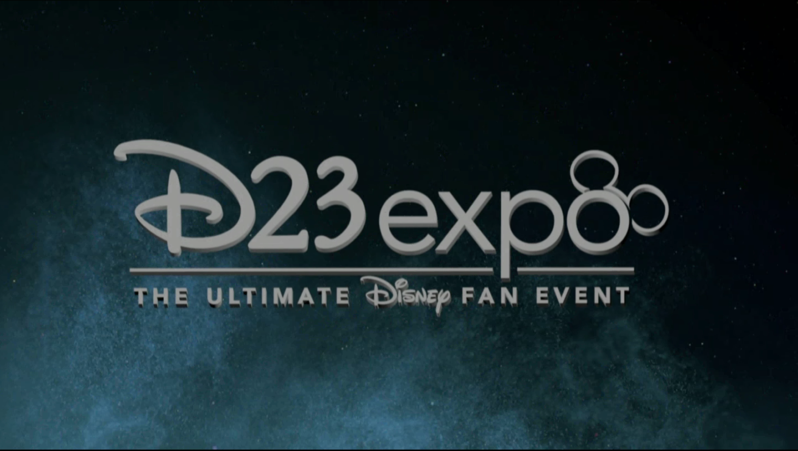 D23 Logo - The ultimate Disney fan event