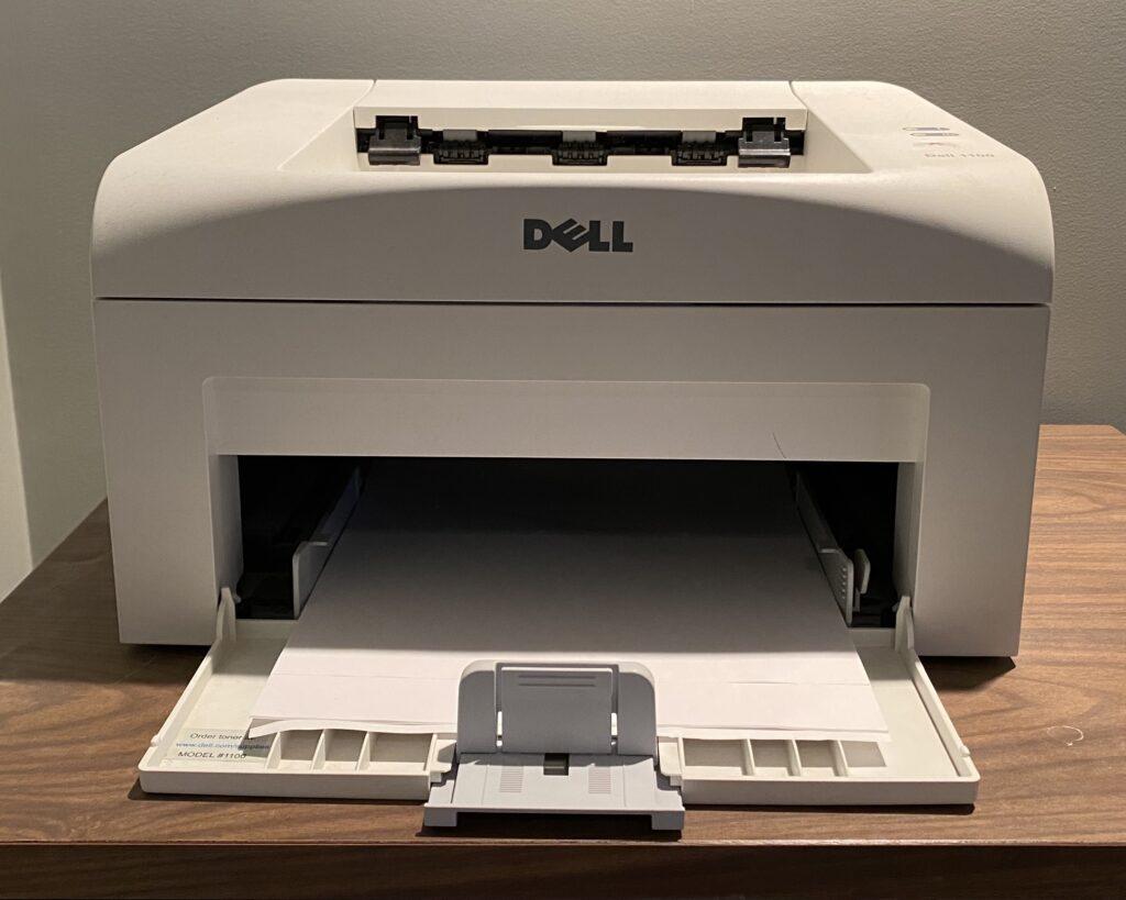 Dell 1100 Laser Printer