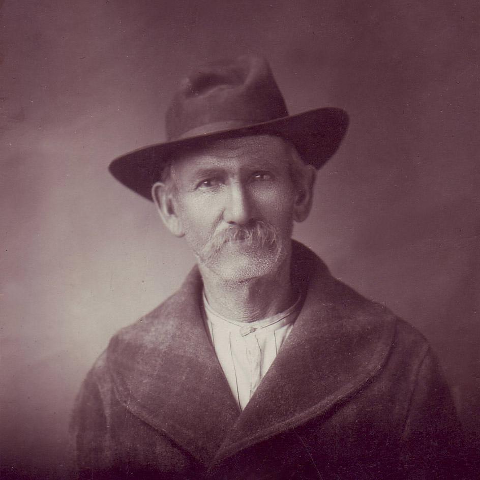 Portrait of Benjamin Franklin Milner